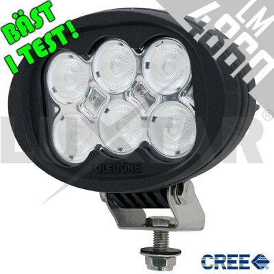 LUXTAR 6LED-60W Flood